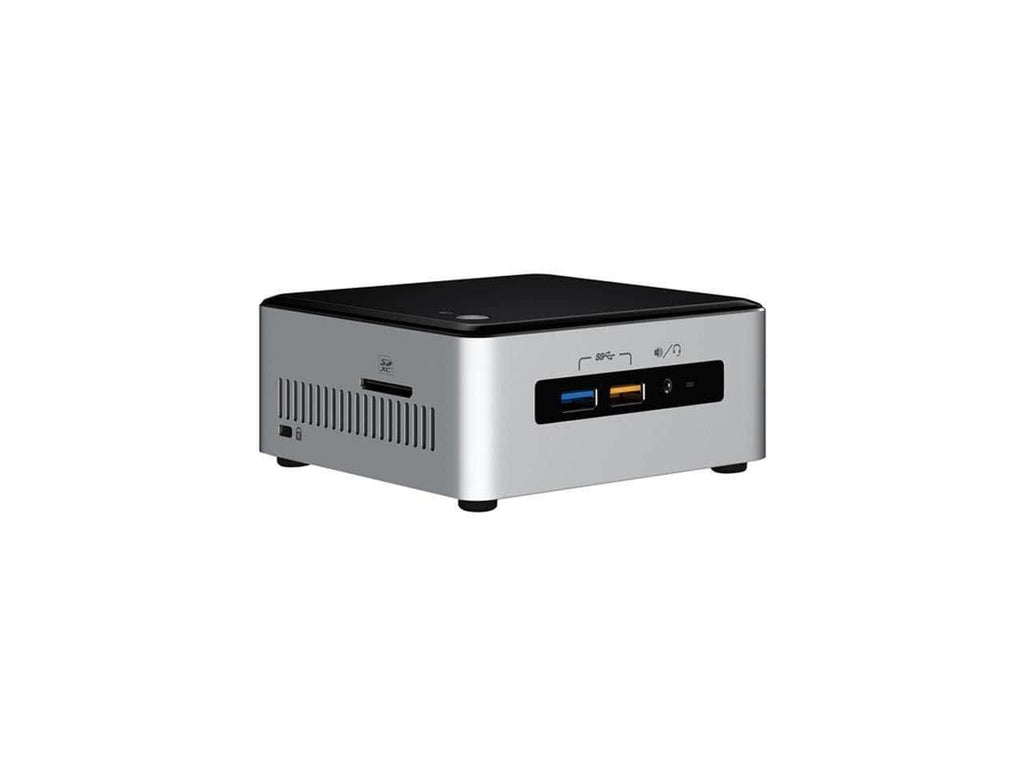Intel NUC Mini PC Kit Desktop Computer| 6th Gen Intel Core i5-6260U up to 2.9GHz| 802.11AC WiFi| HDMI| USB 3.0| Windows 10