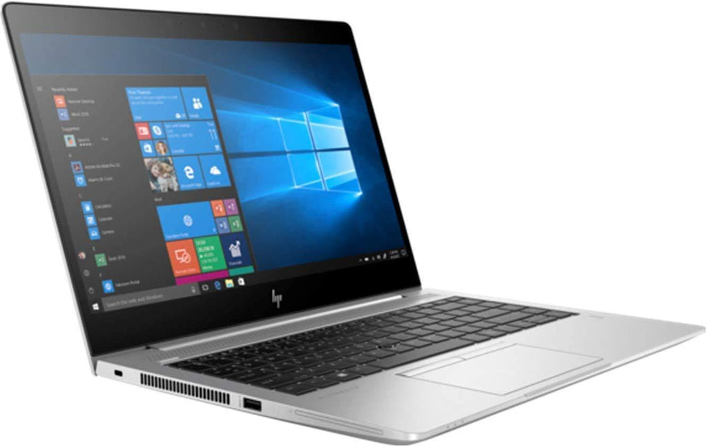 "2019 HP EliteBook 840 G6 14"" FHD Business Laptop Computer: 8th Gen Intel Quard-Core i5-8265U up to 3.9GHz/ AC WiFi/ Bluetooth 5.0/ Fingerprint Reader/ Windows 10 Pro/ Choose RAM from 8GB 16GB 24GB 32GB, Hard Drive from 256GB 512GB 1TB 2TB PCIE SSD"
