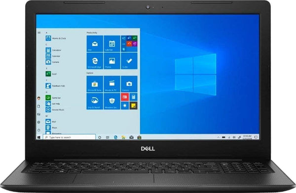 "2020 Dell Inspiron 15 15.6"" Touchscreen Laptop Computer,10th Gen Intel Core i3 1005G1 (Beats i5-7200u), 802.11ac WiFi, Black, Windows 10"
