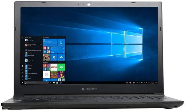 "Dynabook Toshiba Tecra A50-F 15.6"" FHD Business Laptop Computer, Intel Quad-Core i7-8565U up to 4.6GHz, DVDRW, 802.11ac WiFi, Bluetooth, Windows 10 Pro"