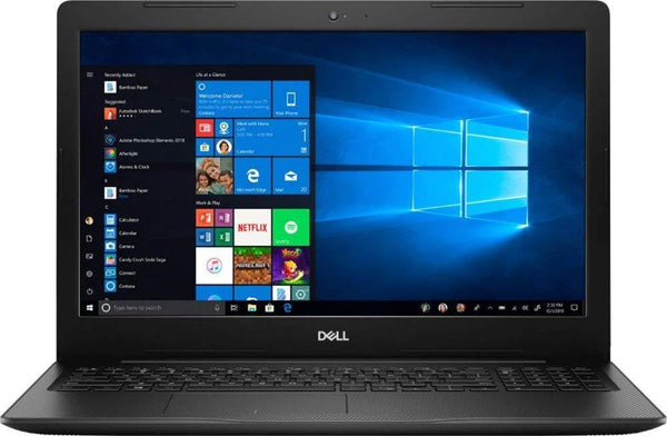 "Dell Inspiron 15 Laptop Computer, 15.6"" Touchscreen, 8th Gen Intel Core i3-8145U Up to 3.9GHz,AC WiFi, HDMI, USB 3.1, Windows 10 Home.Upgrade 8GB 16GB 24GB to 32GB DDR4 RAM;Hard Drive from 128GB 256GB 512GB 1TB to 2TB PCIE SSD;Choose Extra Storage 1TB HDD"