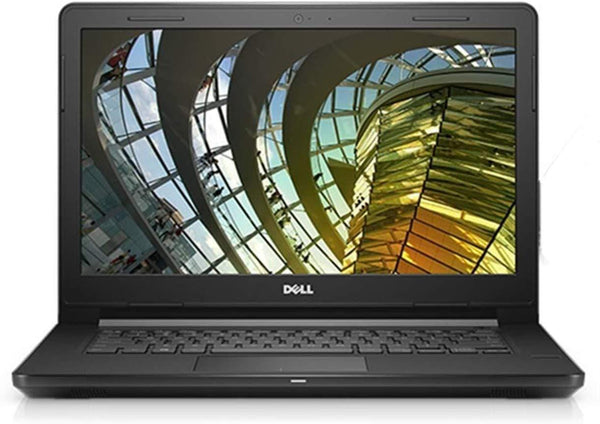 "Dell Vostro 14 3000 14"" Business Laptop Computer Intel i3 7020U Windows 10 Pro"
