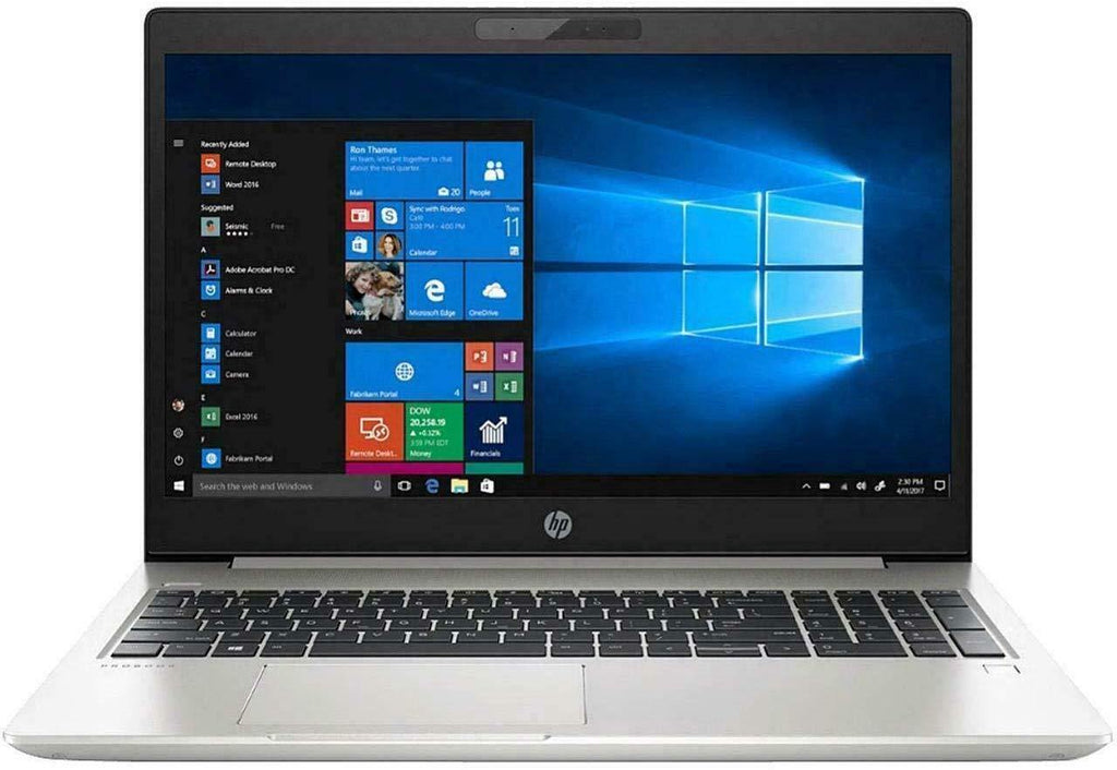 "2019 HP ProBook 450 G6 15.6"" FHD Business Laptop Computer, 8th Gen Intel Quad-Core i7-8565U up to 4.6GHz, Windows 10 Professional, Up to 8GB 16GB 24GB 32GB DDR4, Choose from 1TB HDD 256GB 512GB 1TB 2TB PCIE SSD, Extra Storage 256GB 512GB 1TB 2TB PCIE SSD"