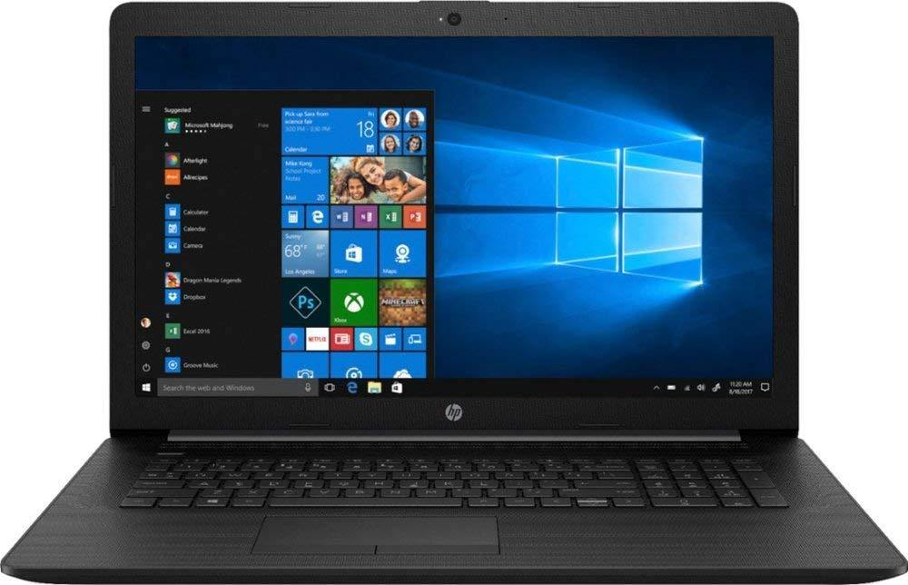 "HP 17.3"" Laptop Computer,8th Gen Intel Quad-Core i5-8265U Up to 3.9GHz,DVD,Bluetooth 4.2,USB 3.1,HDMI,Windows 10 Home,Black. Upgrade 8GB 16GB 24GB to 32GB DDR4 RAM; Hard Drive from 256GB 512GB 1TB to 2TB PCIE SSD ; Choose Extra Storage 1TB HDD"