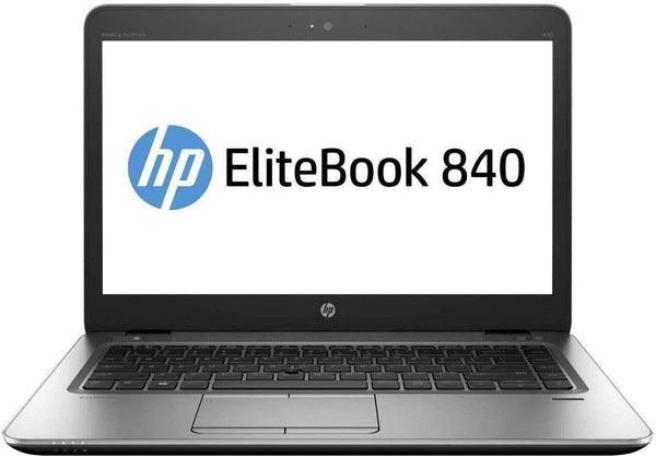 "HP EliteBook 840 G3 14"" FHD Business Laptop Computer: Intel Core i5 6300U up to 3.0GHz/ Silver/ Windows 10 Pro"
