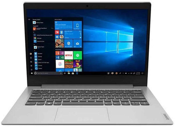 "2020 Lenovo IdeaPad S150 14"" FHD Laptop Computer for Business Student, AMD A9-9420e up to 2.9GHz, 4GB DDR4 RAM, 64GB eMMC, 1-Year Microsoft Office 365, Gray, Windows 10"