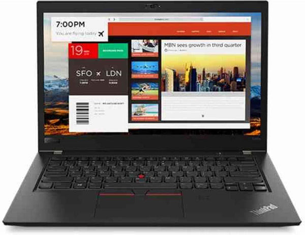 "Lenovo ThinkPad T480s 14"" FHD Touchscreen Business Ultrabook Laptop Computer, 8th Gen Intel Quad-Core i7-8650U vPro, Windows 10 Pro"