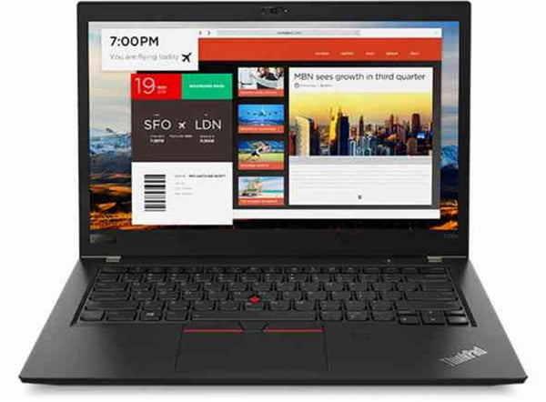 "Lenovo ThinkPad T480s 14 Ultrabook 14"" FHD Business Laptop Computer, 8th Gen Quad-Core i5-8250U (Beats i7-7500U), Backlit KB, Windows 10 Pro"