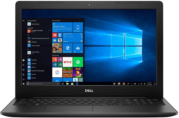 "Dell Inspiron 15 15.6"" FHD Touchscreen Laptop Computer/ 10th Gen Intel Quard-Core i7 1065G7 up to 3.9GHz/ 12GB DDR4 RAM/ 1TB HDD/ 802.11AC WiFi/ USB 3.1/ Black/ Windows 10 Home - PowerPCmall"