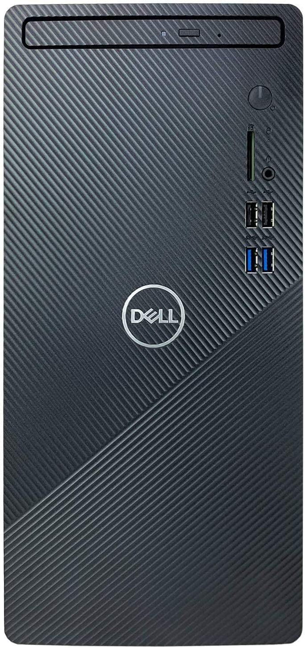 2020 Dell Inspiron 3880 Desktop Computer_ 10th Gen Intel Hexa-Core i5-10400 up to 4.3GHz_ WiFi_ VGA_ HDMI_ Black_ Windows 10 Home - PowerPCmall