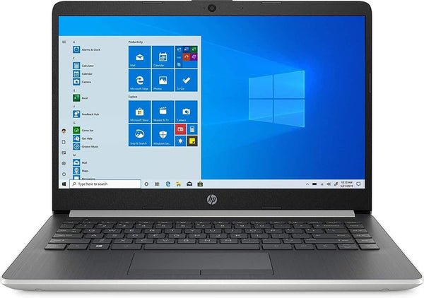 "HP 14 14"" Touchscreen Laptop Computer, AMD Ryzen 3 3200U up to 3.5GHz (Beats i5-7200U), 802.11AC WiFi, Bluetooth 4.2, HDMI, USB Type-C, Windows 10"