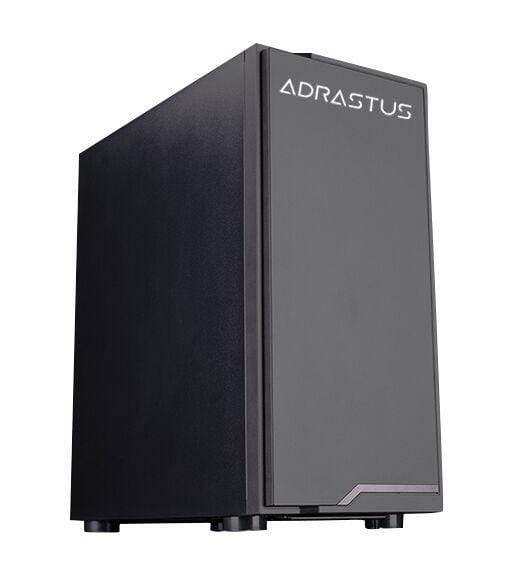 ADRASTUS Desktop Computer, Intel 6-Core i5-9400t Up to 3.4GHz, HDMI, Windows 10