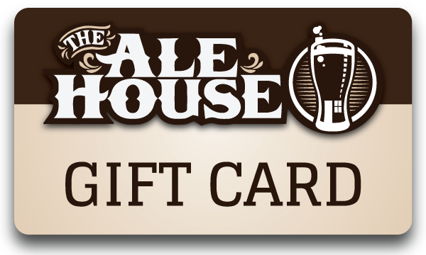 The Ale House Gift Card