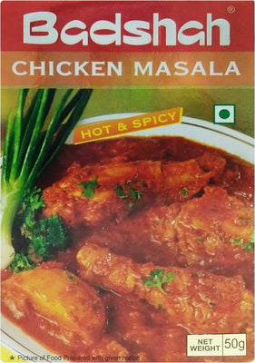 Hot Chicken Masala