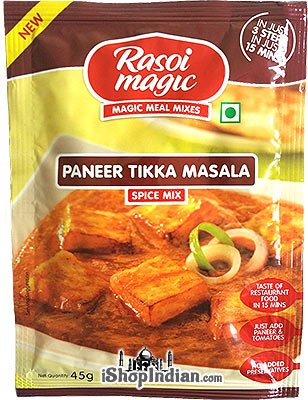 Rasoi Magic Paneer Tikka Masala