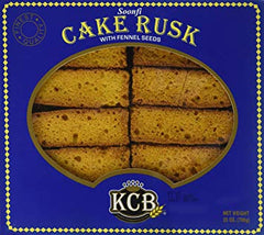 KCB Cake Rusk with fennal seeds