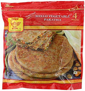 Deep mix veg Paratha