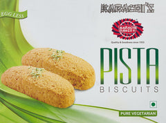 Karachi Green Pista Biscuits