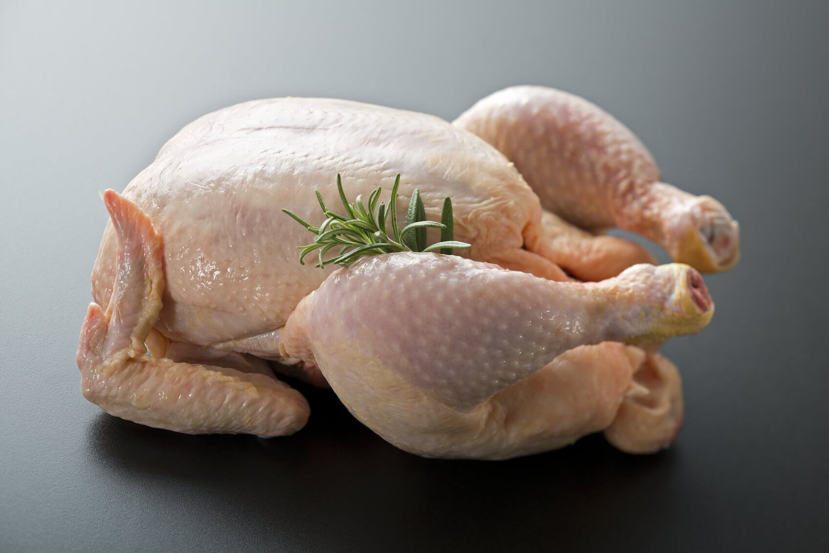 Whole Amish chicken