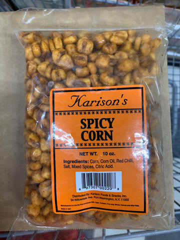 ** Karison's spicy corn **