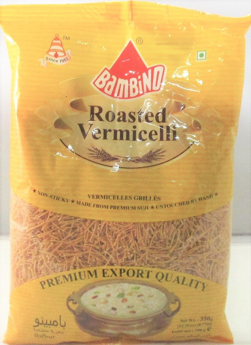 Bambino Vermicelli  Roasted