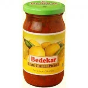 Bedekar Lime & Chilli Pickle