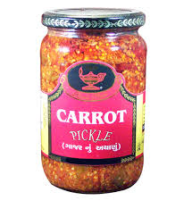 Deep Carrot Pickle