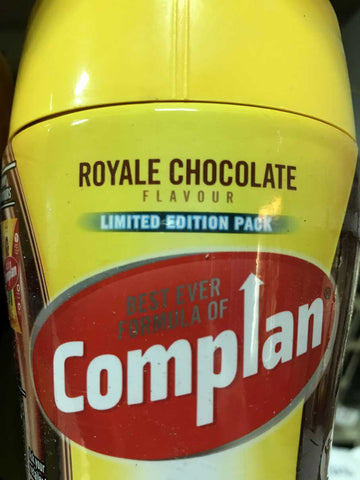 Complan Royale chocloate