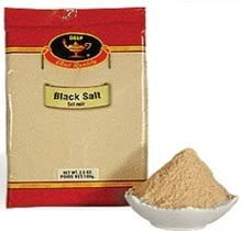 Deep Black Salt
