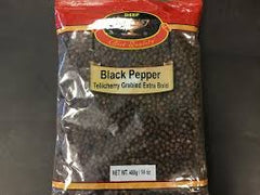 Deep Black Pepper