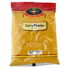 Deep curry powder