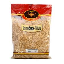 Deep Sesame Seeds (Natural)