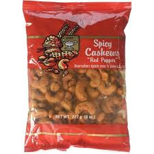Spicy Cashews (Deep)