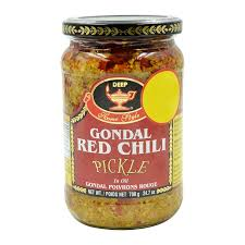 Deep Gondal Red Chili