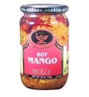 Deep Hot Mango pickle