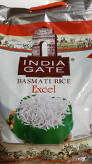 India Gate Basmati Excel