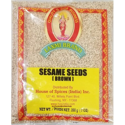 Laxmi Seasme Seeds Brown
