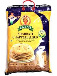 Laxmi Sharbati Flour Fast Indian Grocery