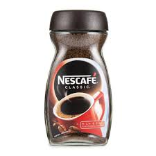Nescafe extra strong coffee