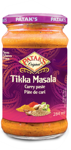 Patak Tikka Masala Spicy Curry