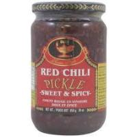 Deep Red Chili Pickel