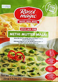 Rasoi Magic Methi Mutter Malai