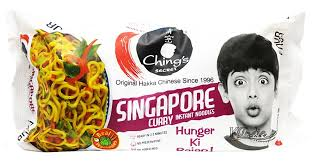 Chings Singapore curry