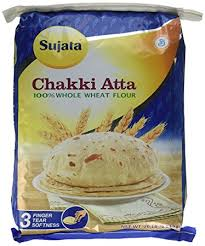 Sujata Chakki Atta Fast Indian Grocery