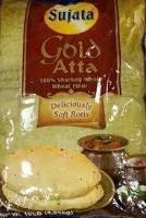 Sujata Gold Atta (Flour) Fast Indian Grocery