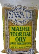 Swad Madhi Toor Dal (OILY)