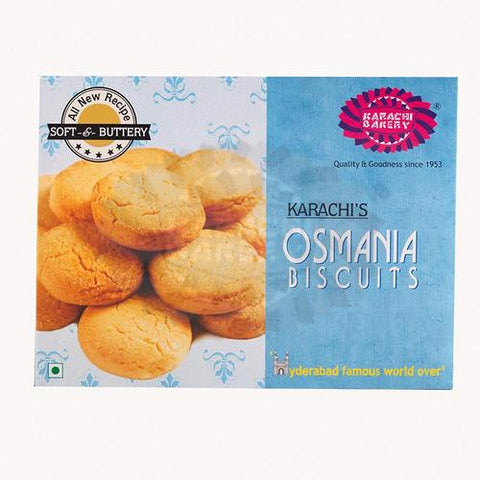 Karachi Bakery Osmania Biscuits