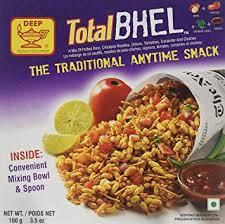 Deep Total Bhel