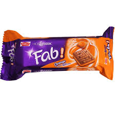 Parle hide &seek Fab Orange biscuits