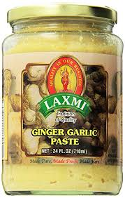 Laxmi Ginger Garlic Paste